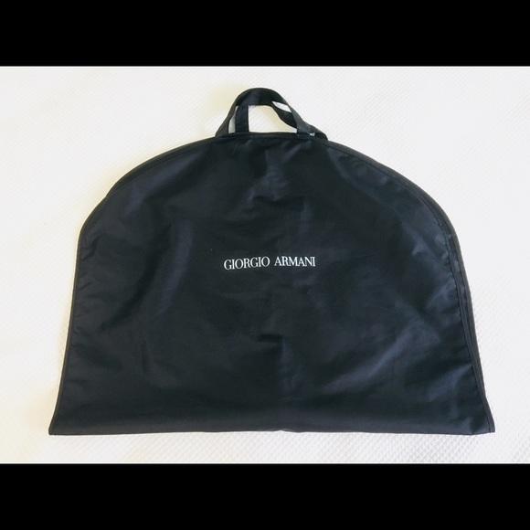 Giorgio Armani Other - GIORGIO ARMANI Zip Suit Dress Garment Bag 42x25 cb726dfa0a30f